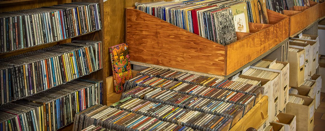 Records and CDs